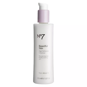 No7 Beautiful Skin Age Defence Cleanser