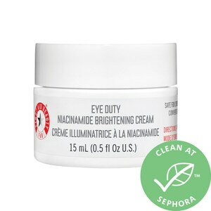 First Aid Beauty Eye Duty Niacinamide Brightening Eye Cream