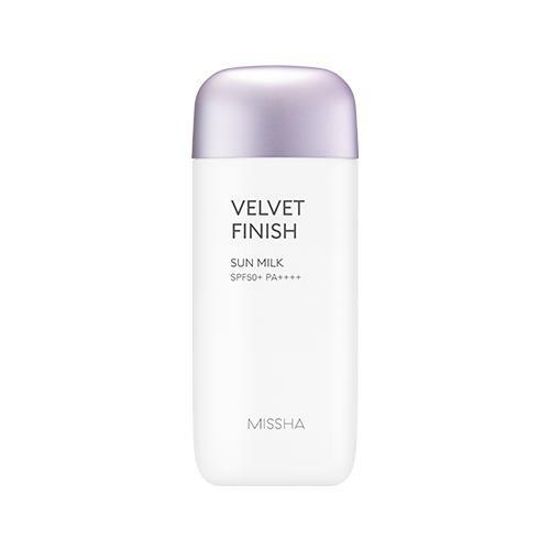 Missha All Around Safe Block Velvet Finish Sun Milk SPF50+/PA++++