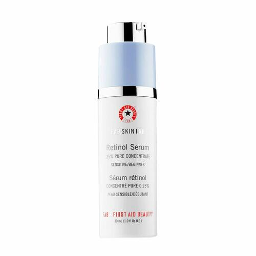First Aid Beauty Skin Lab Retinol Serum .25% Pure Concentrate