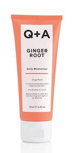 Q + A Ginger Root Daily Moisturizer