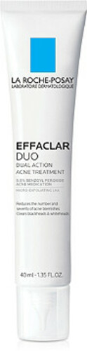 La Roche-Posay Effaclar Duo (+) Dual Action Acne Treatment