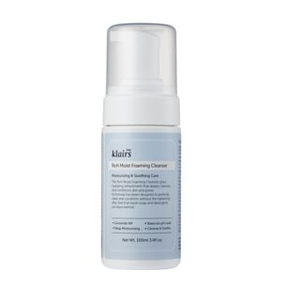 Dear, Klairs Rich Moist Foaming Cleanser