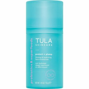 Tula Skincare  Protect + Plump Firming & Hydrating Face Moisturizer