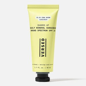 Versed Guards Up Daily Mineral Sunscreen Broad Spectrum SPF 35