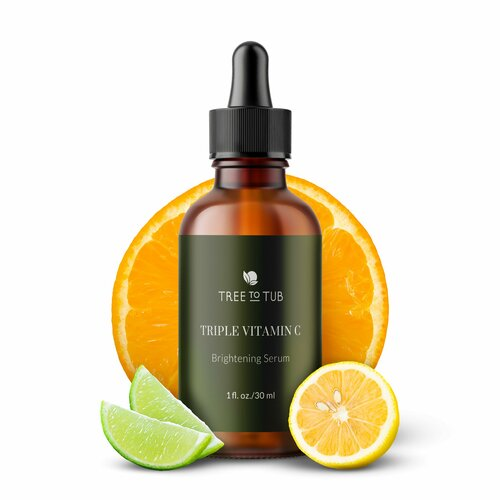 Tree to Tub Triple Vitamin C Ultra Brightening Serum
