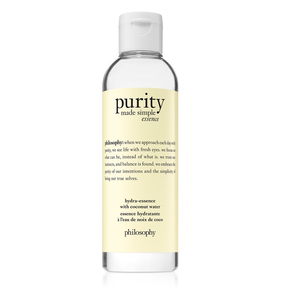 Philosophy Purity Made Simple Essence