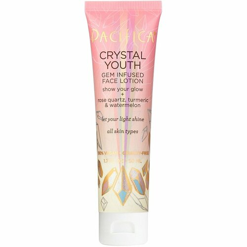 Pacifica Crystal Youth Gem Infused Face Lotion