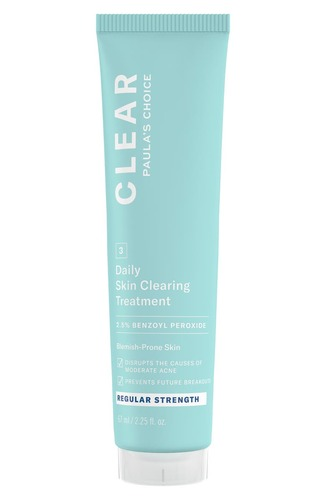 Paula's Choice Regular Strength Daily Skin Clearing Treatment with 2.5% Benzoyl Peroxide