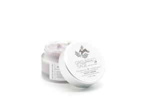 Grounded Sage Blueberry and Cornflower Hydra Well Night Cream