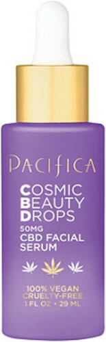 Pacifica Cosmic Beauty Drops CBD Balancing Serum