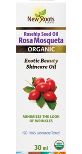 New Roots Herbal Rosehip oil