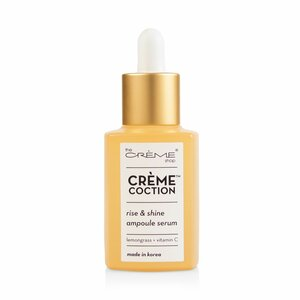 The Creme Shop Rise and Shine Ampoule Serum