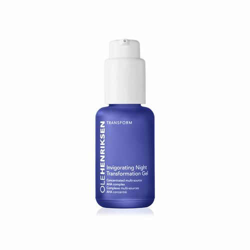 Olehenriksen Invigorating Night Transformation Gel