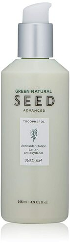 The Face Shop Green Natural Seed Antioxidant Lotion