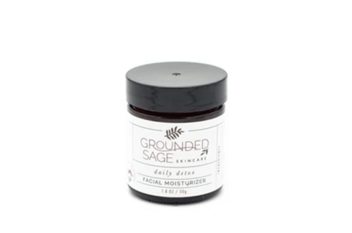 Grounded Sage Daily Detox Facial Moisturizer
