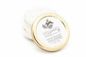 Grounded Sage Calming Chamomile Facial Cleanser