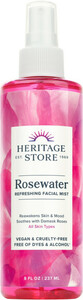 Heritage Store Rosewater Refreshing Facial Mist