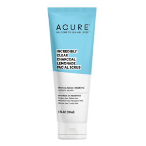 Acure Incredibly Clear Charcoal Lemonade Face Mask