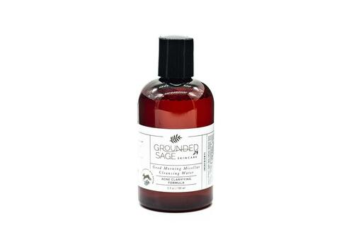 Grounded Sage Acne Clarifying White Willow Bark & Probiotics Micellar Cleansing Water