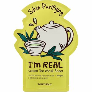 TONYMOLY I'm Green Tea Sheet Mask