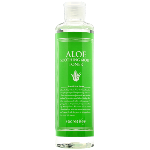 Secret Key Fresh Nature Toner - Aloe