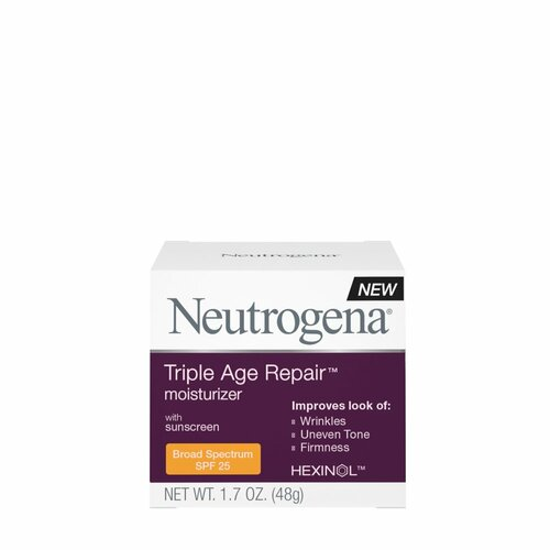 Neutrogena Triple Age Repair Anti-Aging Daily Facial Moisturizer with SPF 25