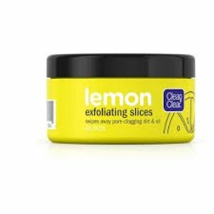 Clean & Clear Lemon Exfoliating Facial Pads with Vitamin C