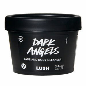 LUSH Dark Angels Scrub