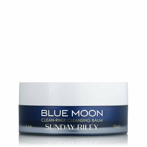 Sunday Riley Blue Moon Clean Rinse Cleansing Balm
