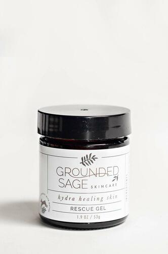 Grounded Sage Hydra Healing Skin Rescue Gel