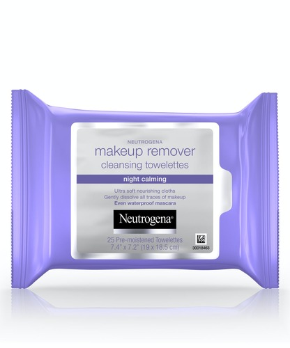 Neutrogena Makeup Removing Cleansing Towelettes - Night Calming