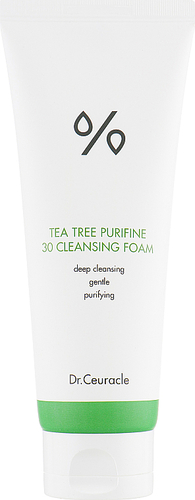 Dr.Ceuracle Tea tree Purifine 30 Cleansing Foam