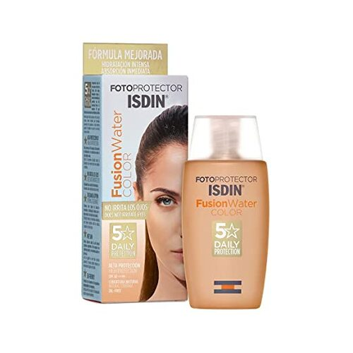 ISDIN Fusion Water Color Sunscreen SPF50