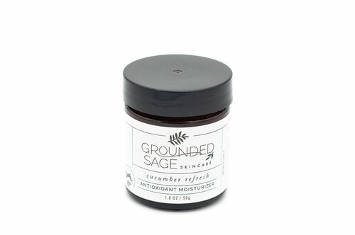 Grounded Sage Cucumber Refresh Facial Moisturizer
