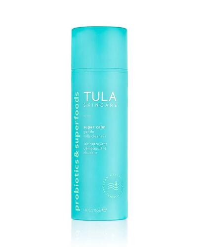 Tula Skincare  Super Calm Gentle Sensitive Skin Cleansing Milk