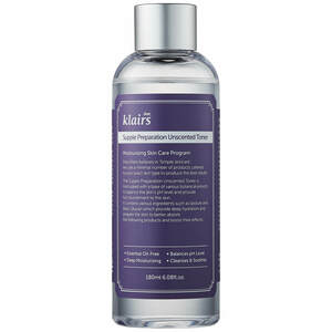 Dear, Klairs Supple Preparation Unscented Toner