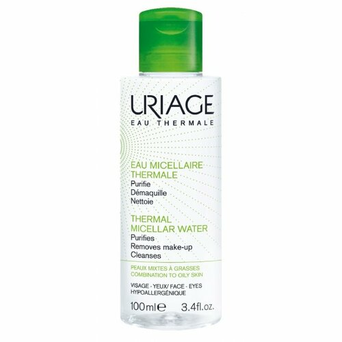 Uriage Thermal Micellar Water (Combination to Oily Skin)