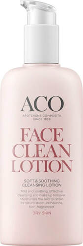 ACO Face Soft & Soothing Cleansing Lotion