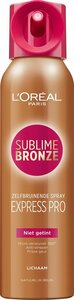 L'Oreal Sublime Bronze Express Mist Self-Tanning