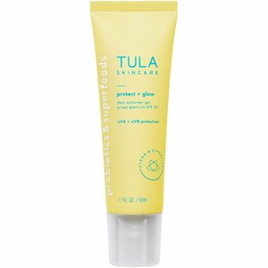 Tula Skincare  Protect + Glow Daily Sunscreen Gel Broad Spectrum SPF 30