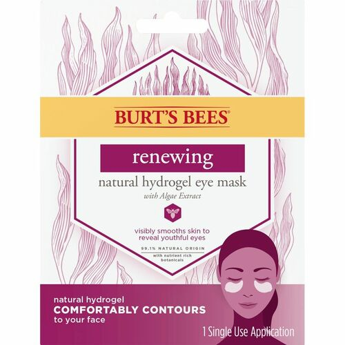 Burt's Bees Renew Natural Hydrogel Eye Mask