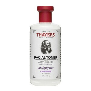 Thayers Witch Hazel Alcohol Free Lavender Facial Toner