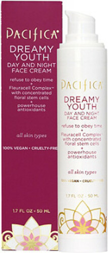 Pacifica Dreamy Youth Day And Night Face Cream