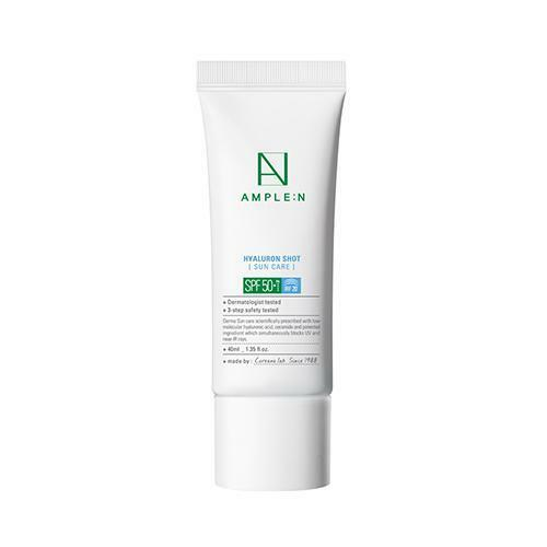 AMPLE:N Hyaluron Shot Sun Care SPF 50+ / PA++++ IRF 20