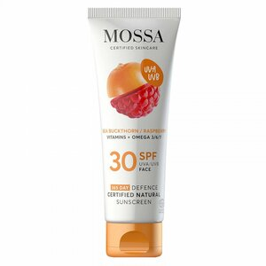Mossa 365 Days Defence Certified Natural Sunscreen SPF 30