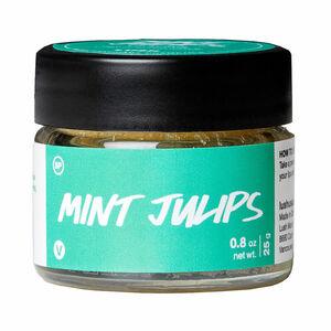 LUSH Mint Julips Lip Scrub