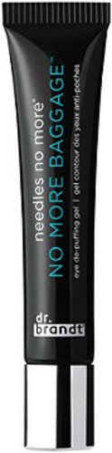 Dr. Brandt Skincare needles no more® NO MORE BAGGAGE™ eye de-puffing gel
