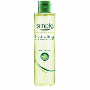 Simple Skincare Hydrating Cleansing Oil