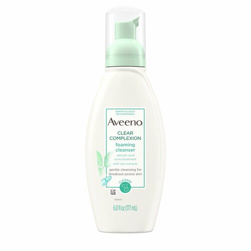 Aveeno Clear Complexion Foaming Cleanser